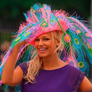 Sombreros de corte inglés