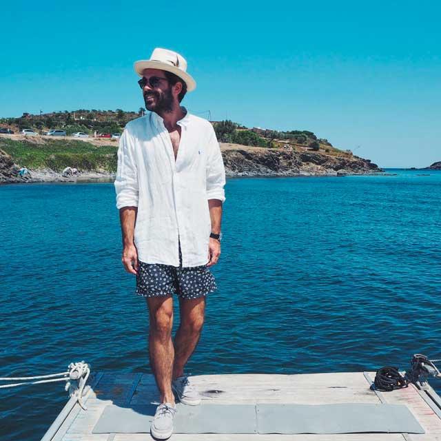 Sombreros de hombre verano