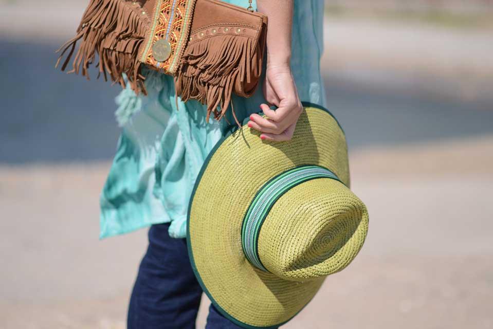 Sombreros de mujer