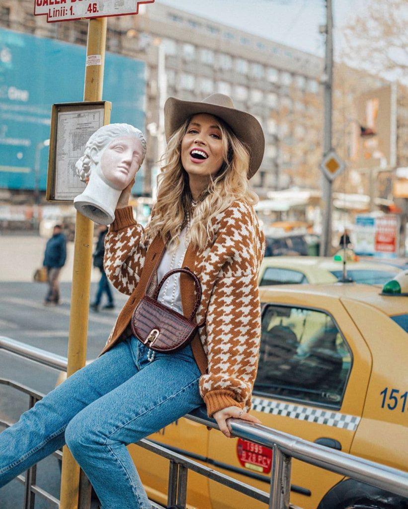Sombreros Vaquero Mujer