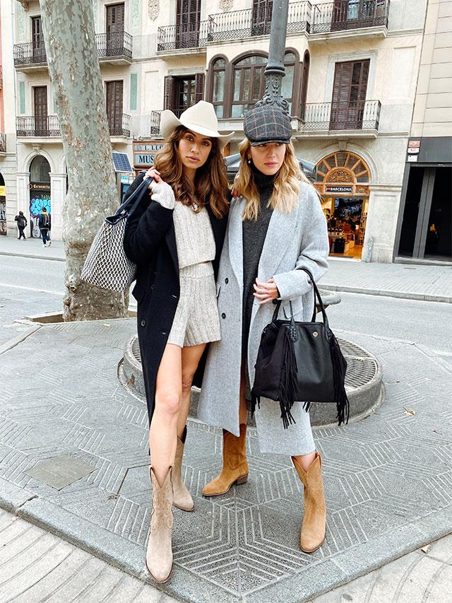 Sombreros Cowboy Mujer