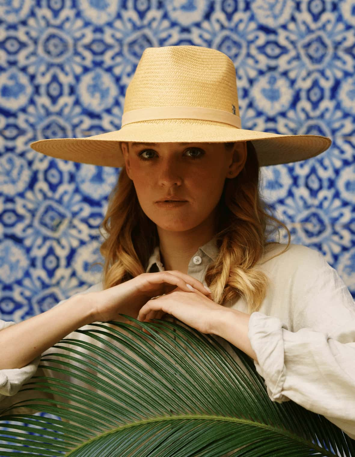 Corfu Panama Hat for Summer