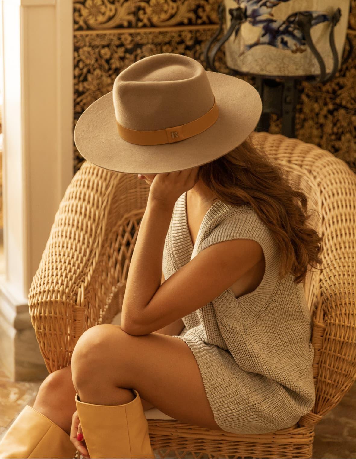 winter felt hat trends fedora style