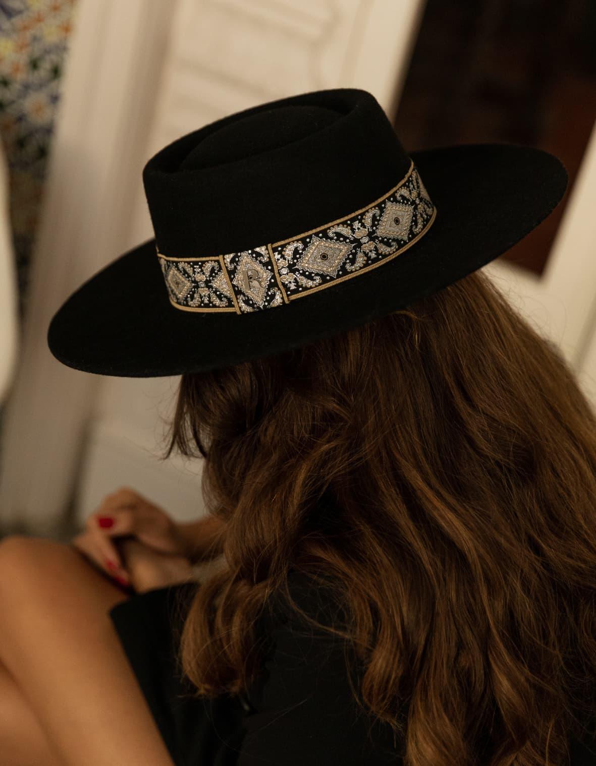 felt winter hat trends boater style